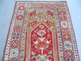 Antique Melas Rug 1,16*2,70