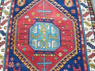 Daghestan rug,good condition good colours...