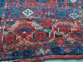 Unique Anatolian rug 0,83*1,10