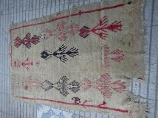 Konya Karapınar Tülü  Size 170x110cm