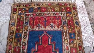 Anatolia melendiz pray rug Frakment size=176x112