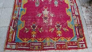 Anatolia Mucur pray rug size=160x100 cm