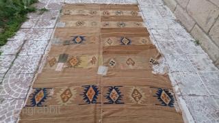 Hasan Mountain kilim  size=350x150cm