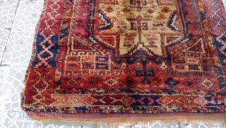Anatolian Hasan dagı yatak rug size=173x154