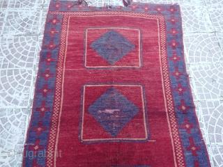 Anatolian Karapınar Tulü rug 210x112 cm