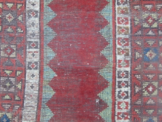 19 thc Konya Karapınar Runner Rug Size:302x82 cm