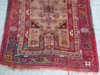 Anatolian Konya Karapınar rug size=135x100