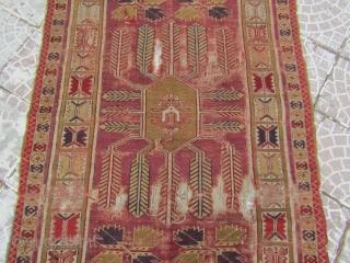 Anatolian Mucur rug  size=163x120