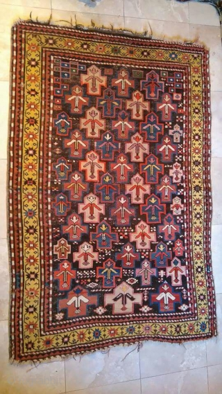 Ermanian antique carpet.... 