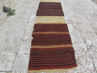Turkish Yüncü sack very finely woven size=270x77