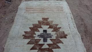 Turkish Anatolian Karapınar tulü size=200x120cm