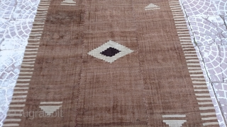 Turkish Anatolin Siirt kilim