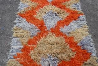 West Anatolian Afyon tiftik rug 190x116 cm