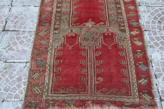 Sivas family pray rug.