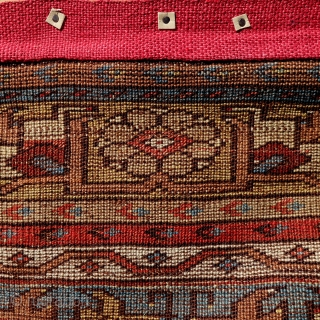 Tulip Ladik Prayer Rug, 3. quarter of 19th century, 192x120cm.
