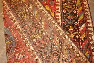 Antik Karabagh 255 x 110 cm