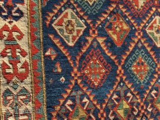 Caucasian Prayer rug (akstafa ?)