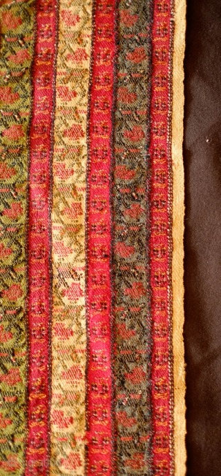 Gurun Kemerband or Waist Belt, 19th Century.  Great colors and fine weave.  One very small hole. An excellent piece in very good condition.  A wonderful enthnographic piece.  100  ...