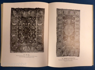 """An Exhibition of Oriental Rugs"", 