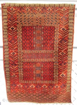 SOLD Tekke ensi, for sale on ebay  item # 330638689354  seller:daeve
