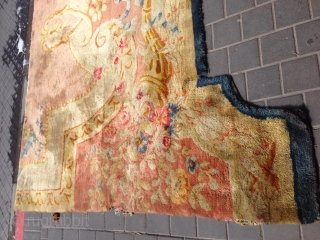 Fragment france rug antiqe size:280x160-cm ask