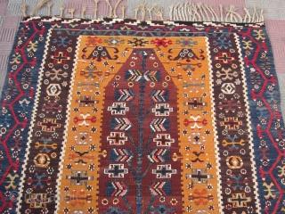 Anatolian kilim Prayer size:166x120-cm   ask