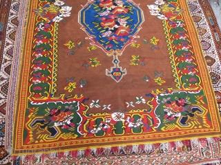 Antique Seneh kilim   Fine quality  200x132cm  P.O.R