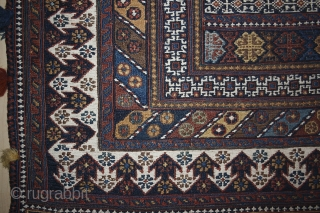 Antique Sumak Afshar kilim Fine quality Vegetable dye's  Circa 1900  Size: 273x 157 cm   sold