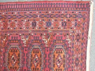 Antique Turkeman 138x75cm, in verry good condition