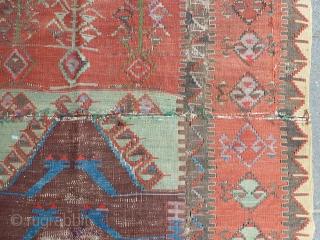 antique turkish Kelim, 160x92 cm,