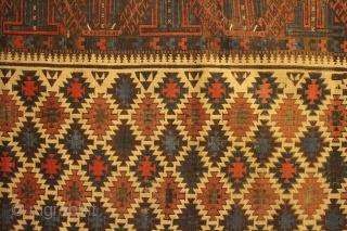 nice antique Baluch 182 x 133 cm, ,fine weave, 
