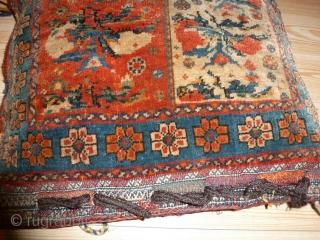 Qashqai bag Size: 40x53cm excellent condition, unusual drawing, original back