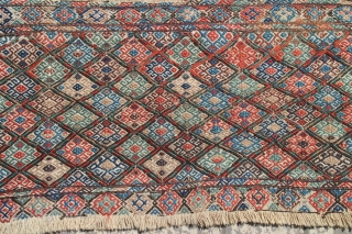 Kurdish 98 x 43 cm, good condition