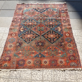 Afshar 160 x 121 cm, in very good condition,