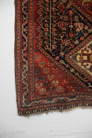 Qashqai Rug, 190 x 135 cm, very good condition.