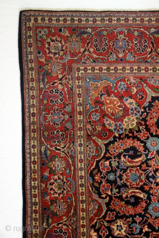 Kashan   Carpet ID:  Size: 205x135cm  Thickness approx: 14 mm Age: made around 1900  Origin: persian  Pile: Wool