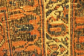 antique Afshar 158 x 115 cm, beautiful rug