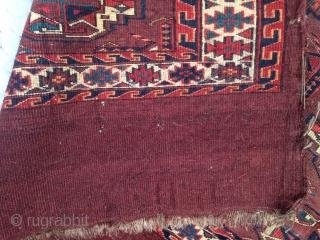 Yomut bag face  19. Century  117 cm x 78 cm