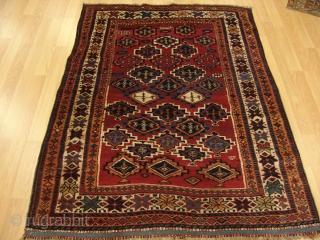 Lori Bahtiyari  Size 1,35 x 2,10 Very good condition, full pile. Original ends & condition.