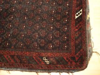 Belutsch Timuri Pillow Size 0,50cm x 0,95cm