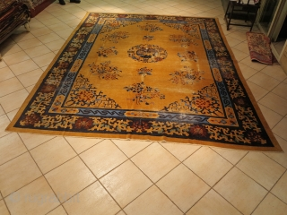 Ningxia chinese cm 347x270 early XX century.