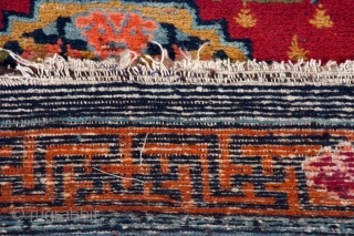 Tibetan Khaden cm 156x80. Good condition.