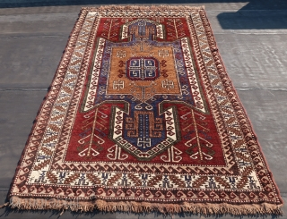 Kars,Qers,Ghars, Shield Kars kazak. Once the capital of the Bagrati Kingdom in Armenia,