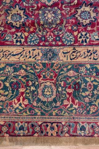 Tabriz Carpet