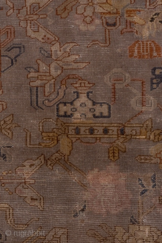 Indochinese Carpet