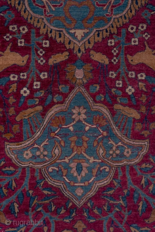 Indo-Kerman Carpet