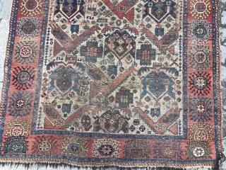 Afshar rug 197x132 cm