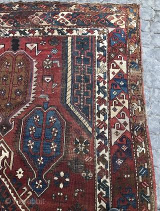 Şıklı kazak carpet 289x174 cm