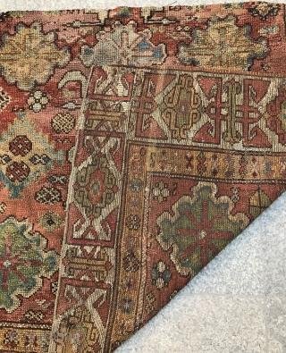 Zagatala fragment 18.th 115x158 cm
