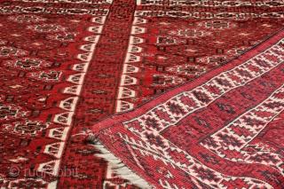 Turkmen Ensi  size 1.82cm x 1.26cm